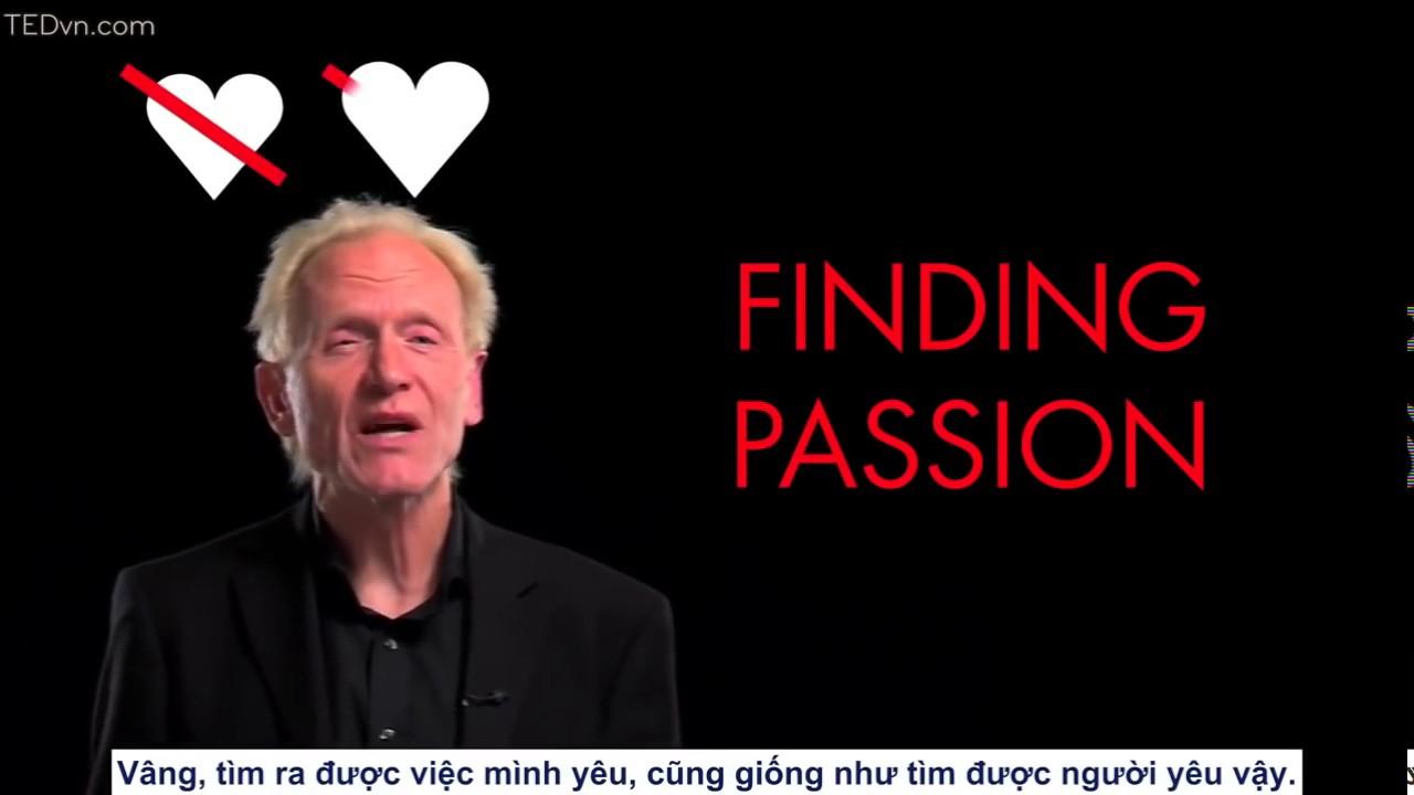 Sức mạnh của niềm đam mê