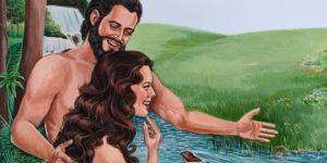 ADAM AND EVE - AĐAM VÀ EVA