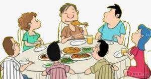 FRIEND FOR DINNER - BẠN ĂN TỐI