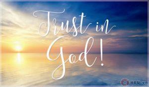 GOD IS WATCHING - CHÚA ĐANG THEO DÕI