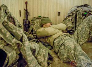 SLEEPING SOLDIERS - LÍNH NGỦ