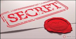 THE SECRET - ĐIỀU BÍ MẬT