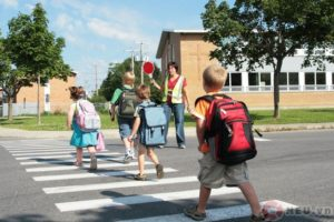 WALK TO SCHOOL - ĐI BỘ TỚI TRƯỜNG