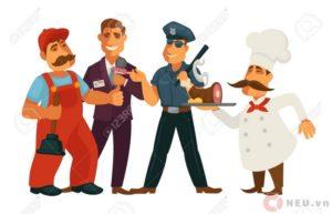 A Policeman And A Reporter - Cảnh sát và phóng viên