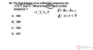 AN ARITHMETIC PROBLEM - Bài toán số học
