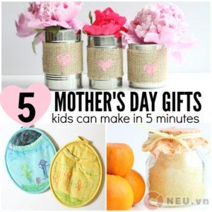 Gifts for mother - Các món quà tặng mẹ