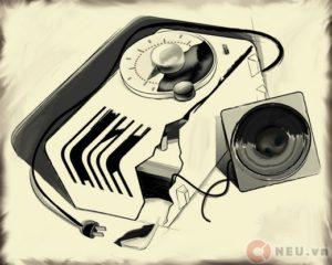 Radio Broken - Đài bị hỏng
