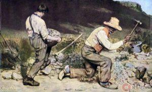 Stone and Stone - Breaker - Đá và người đập vỡ đá