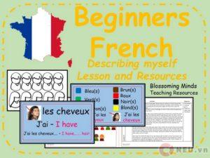 Why Do They Have French Lesson - Học tiếng Pháp để làm gì
