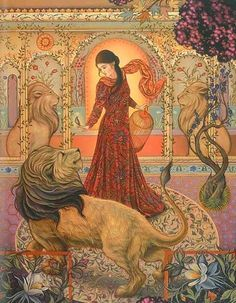 The Lady and The Lion Story
