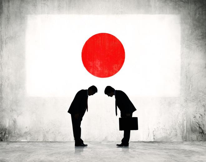 thể hiện sự tôn trọng trong văn hóa cúi chào Nhật