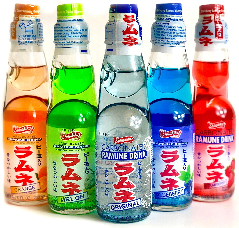thức uống bổ sung năng lượng Ramune hn