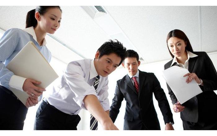 phong cách làm việc nhóm mang lại hiệu quả ở Nhật hn