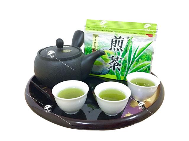 Món trà sencha nổi tiếng của Nhật Bản hn