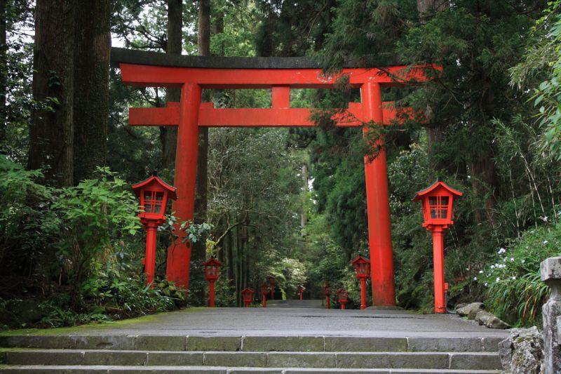 chiếc cổng Torii đặc biệt trong văn hóa Nhật Bản hn