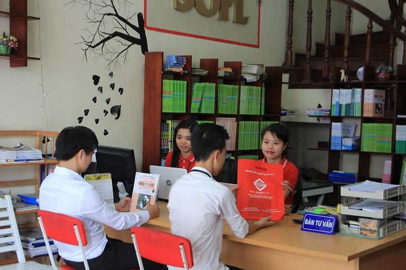 trung tâm dạy tiếng Nhật SOFL hay hn
