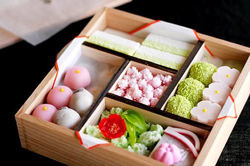 bánh wasaghi độc đáo trong ẩm thực Nhật bản hn