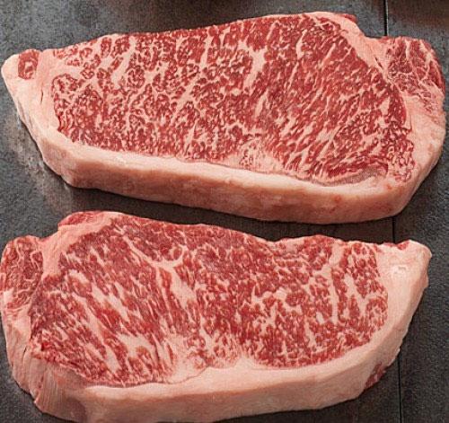 thịt bò Kobe thượng hạng nổi tiếng Nhật Bản hn