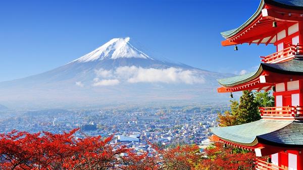 Núi Phú Sĩ biểu tượng đặc biệt của Nhật Bản hn