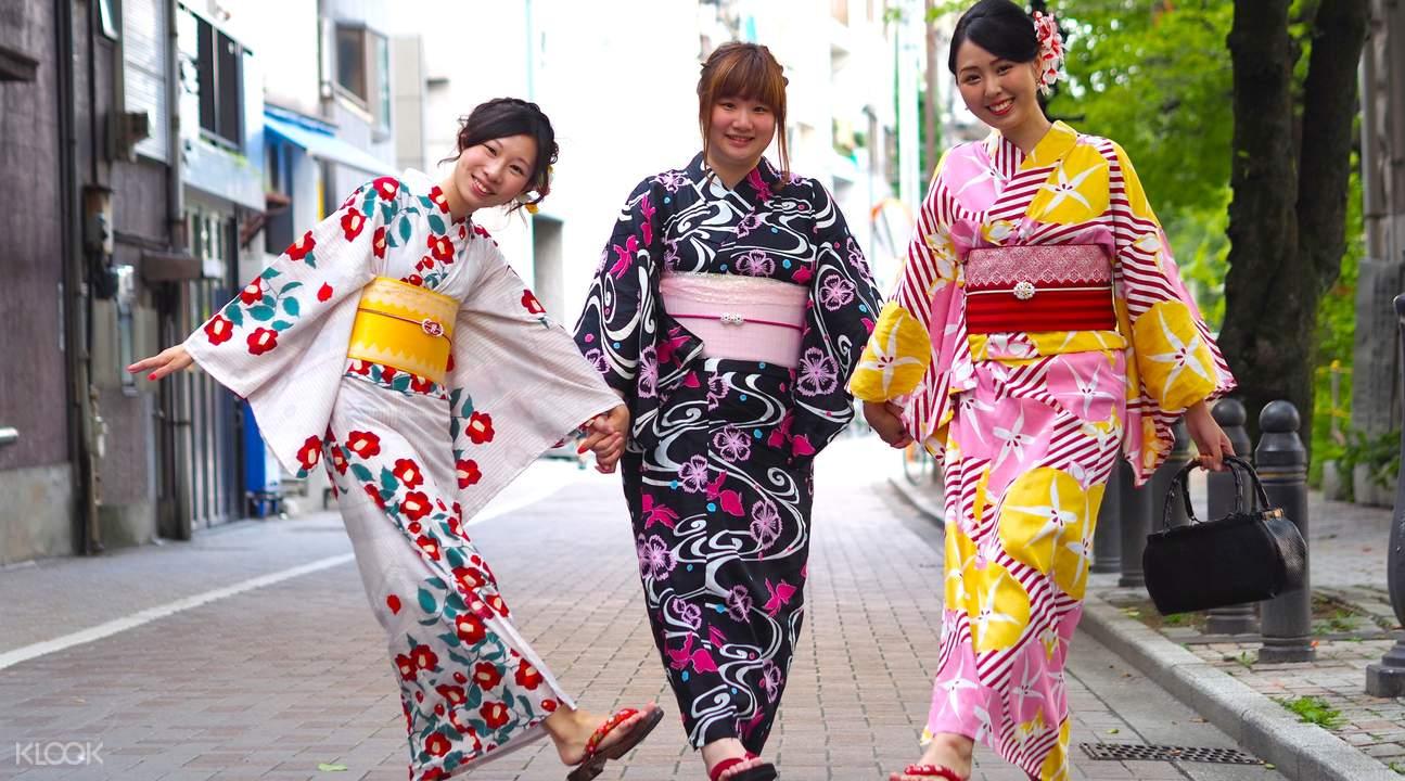 Kimono - Quốc phục , trang phục truyền thống của người Nhật hn