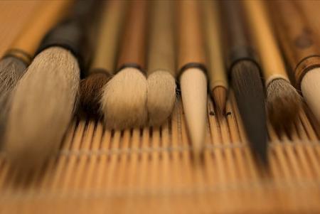 các loại bút lông của Nhật Bản hn