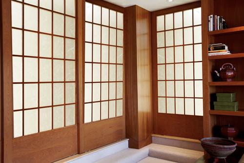 Tấm cửa Shoji nổi tiếng truyền thống của Nhật Bản hn