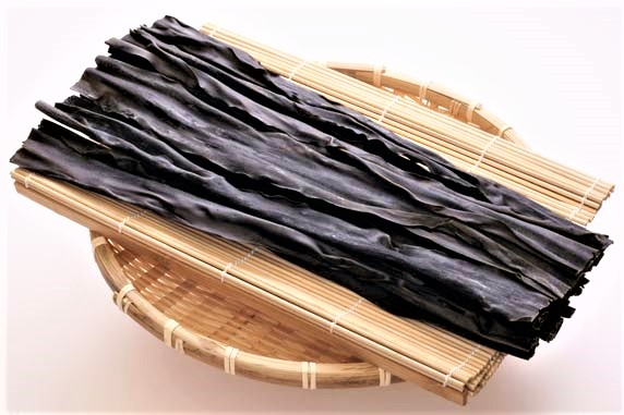 sự thật về món tảo bẹ nổi tiếng của Nhật Bản hn
