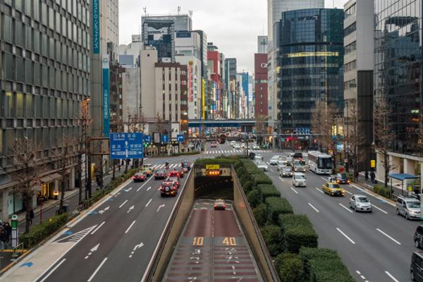 sự nổi tiếng của văn hóa giao thông ở Nhật Bản ngày nayhn