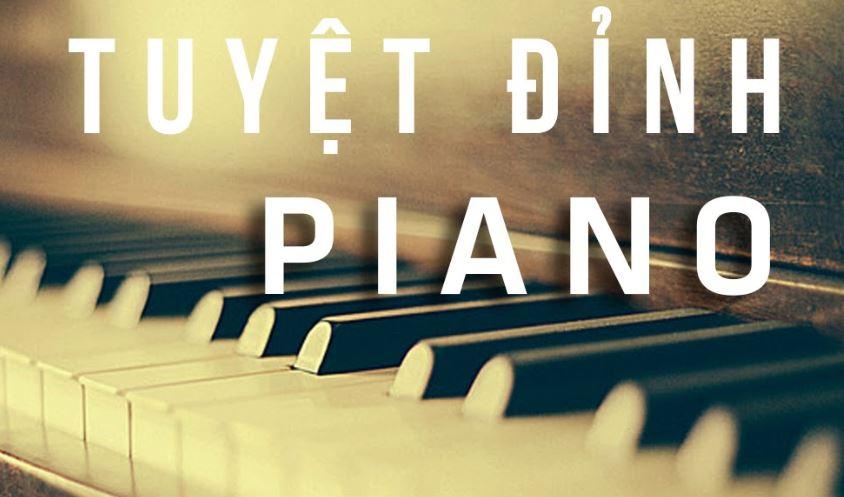 Nhạc piano không lời